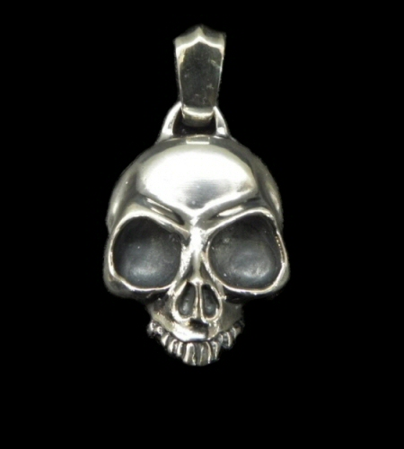 画像1: Giant Skull Without Joe Pendant