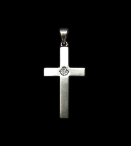 画像1: Atelier Mark Plain Cross Pendant [1/8]