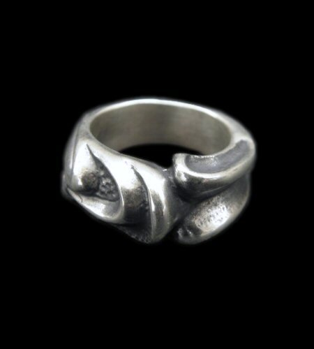 画像1: Half Gothic Ring