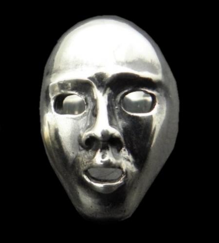 画像1: Face Ring