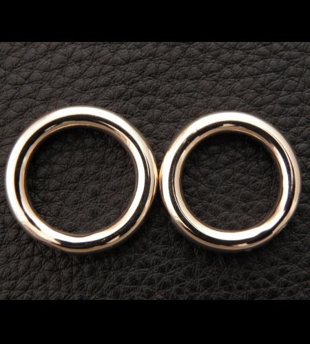 画像2: 10k Gold G-stamp Ring