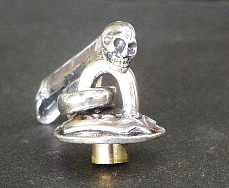画像4: Gaboratory Skull T-bar