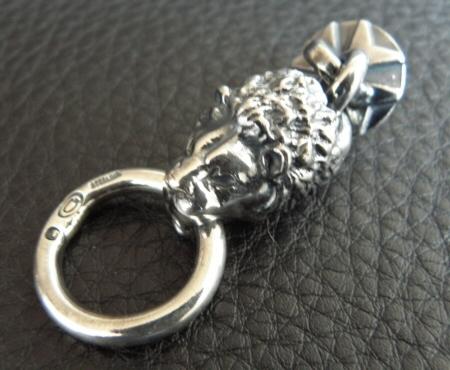 画像1: Half Lion Wallet Ring