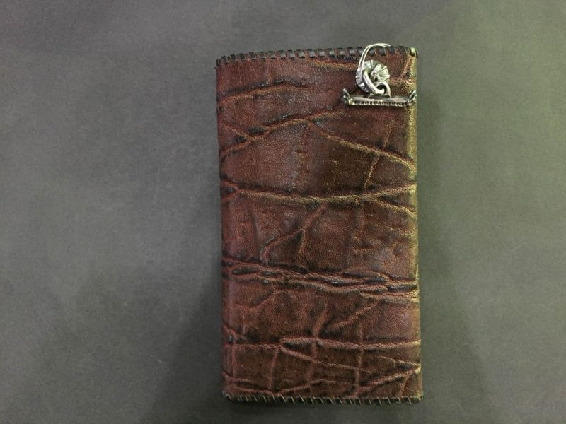 画像3: Elephant Long Wallet (Bark Vintage)