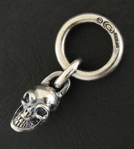 画像2: Single Skull With O-ring