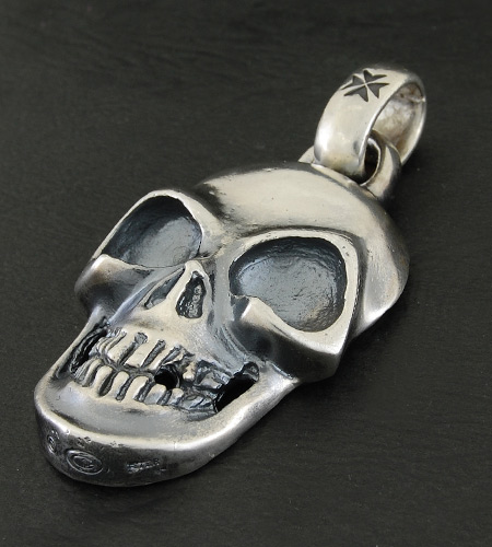 画像4: Giant Skull With H.W.O Pendant