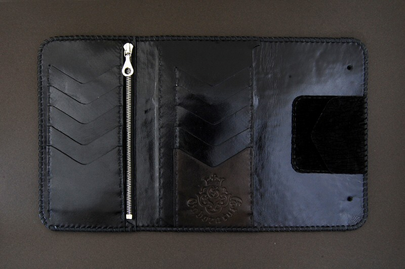 画像3: Stingray G&Crown Inlay Hippo Long Wallet
