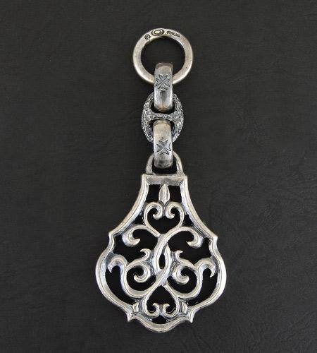 画像3: Arabesque With Chiseled Anchor Wallet Hanger