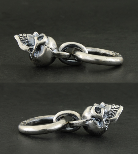 画像5: Single Skull With O-ring