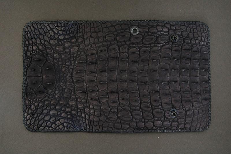 画像4: Crocodile Head&HornBack Long Wallet