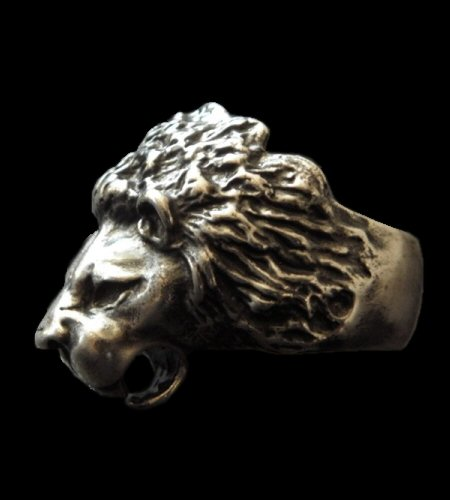 画像1: Legendary Lion Ring