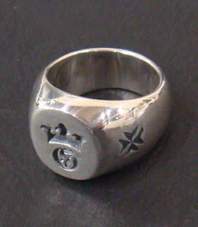 画像3: G&Crown Medium Ring