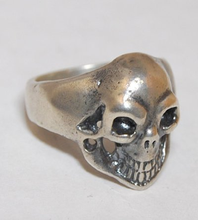 画像3: Old Single Skull Ring