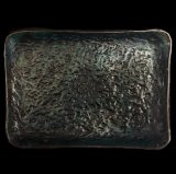 Gaboratory Textured Leather Gun Tray  [Green]