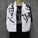 Gaboratory Muffler Towel【White】