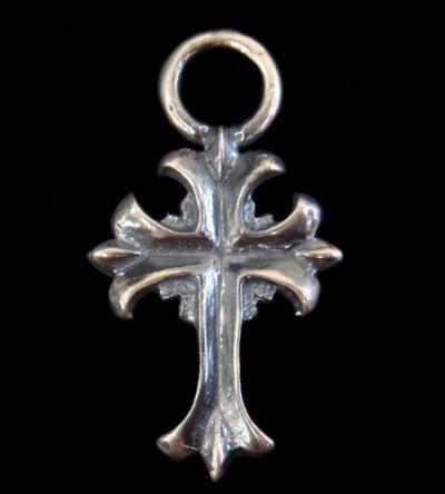 画像1: 2inc Gothic Cross Pendant
