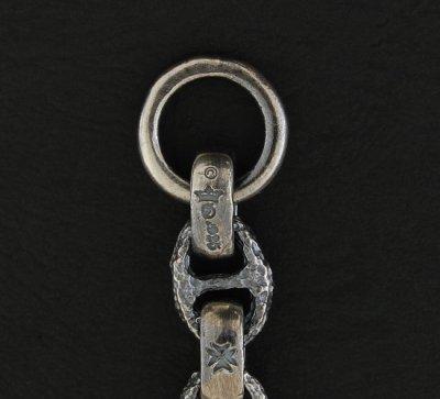 画像4: Half H.W.O & Chiseled Anchor Links Necklace