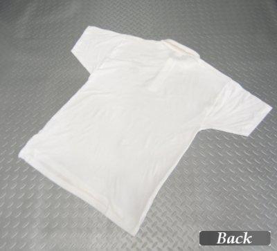 画像2: Gaboratory Atelier Mark Polo Shirt(White)