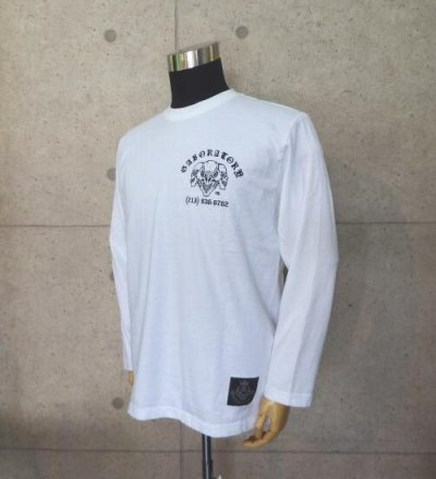画像2: Staff T-Shirt [White]