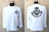 Atelier mark T-Shirt [White]