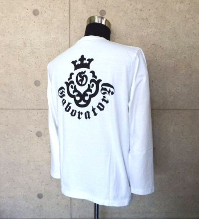 画像3: Atelier mark T-Shirt [White]
