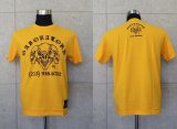 Staff T-shirt [Yellow]