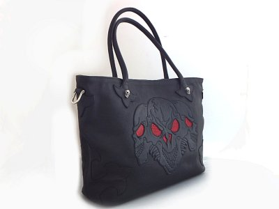 画像4: Gaboratory Tote bag (3Face art work)