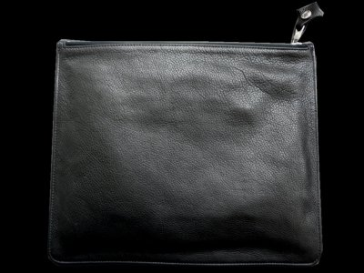 画像2: Gaboratory Clutch bag (Stingray inlay)
