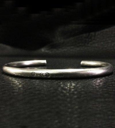 画像2: Wire O-Ring Bangle (4.5mm)