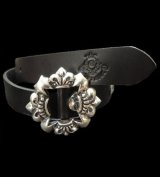 4 Crown Belt Buckle