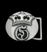 G&Crown Belt Buckle