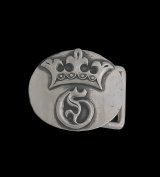 G&Crown Belt Buckle Medium