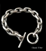 Master Oval Chain Links Bracelet