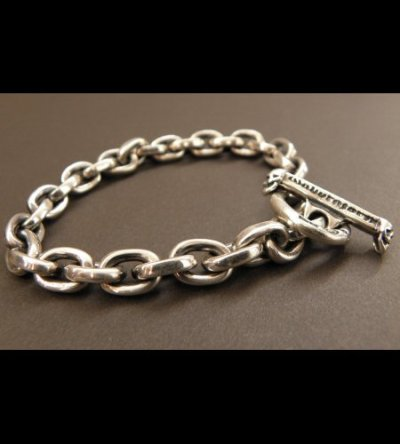 画像3: Half Small Oval Chain Bracelet