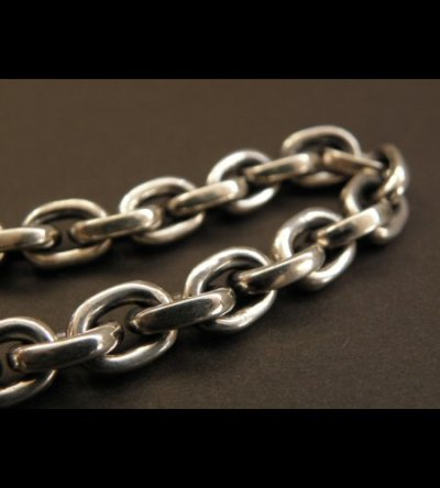 画像5: Half Small Oval Chain Bracelet