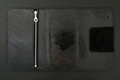 画像4: Stingray(Multi) Fleur de lis Inlay Hippo Long Wallet