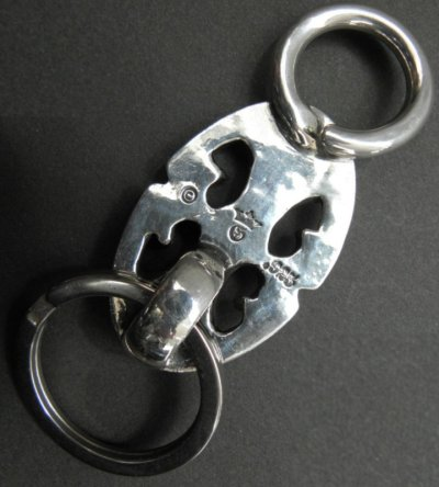 画像3: Loop Hook Battle-Ax Key Keeper