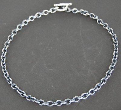 画像5: 7Chain & Half Classic T-bar Necklace