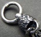 他の写真3: 6Chain with quarter lion & quarter T-bar necklace
