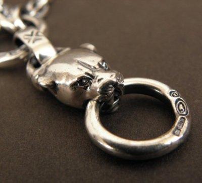 画像2: Quarter Panther & 6Chain Necklace