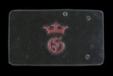 Stingray G&Crown Inlay Hippo Long Wallet