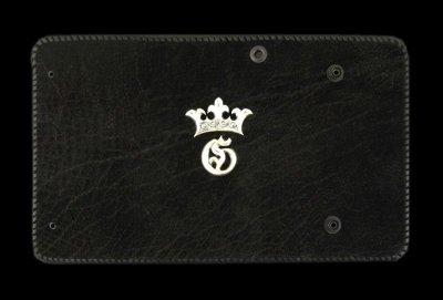 画像1: Large G & Crown & Hippo Long Wallet