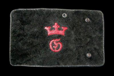 画像1: Frog Traditional G&Crown Inlay Hippo Long Wallet