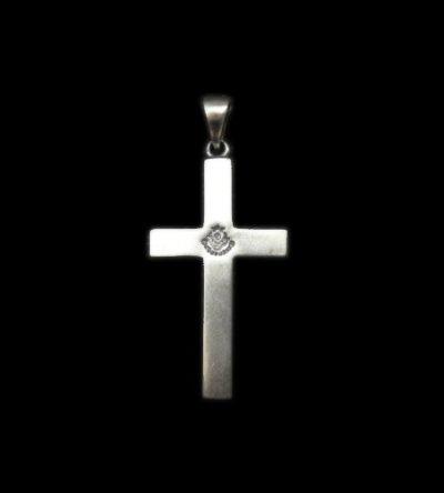 画像1: Atelier Mark Plain Cross Pendant [1/8]