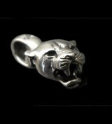 Panther Without Ring Pendant