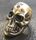 画像3: Large Skull Ring with Jaw 3rd generation (3)