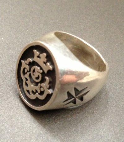 画像2: Atelier Mark Signet Ring