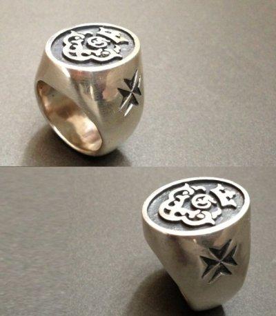 画像3: Atelier Mark Signet Ring