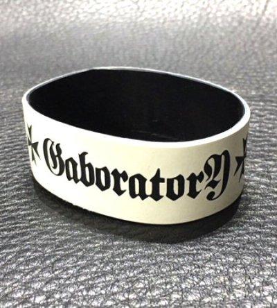 画像1: Gaboratory Rubber Band 【White】