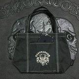 Gaboratory Triple Skull Tote Bag